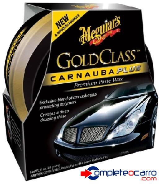 Cera Gold Class Pasta Carnauba Meguiar's 311g
