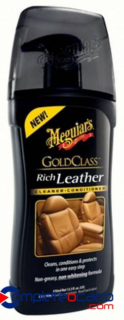 Hidratante de Couro Meguiar's - Gold -Class - G17914
