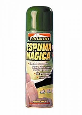 Espuma Magica Proauto / Limpa Seco