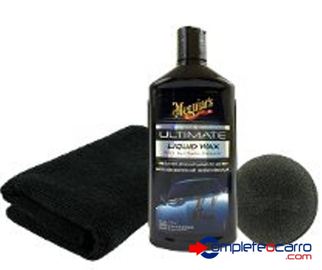 Cera Ultimate Líquida 473ml Meguiar's