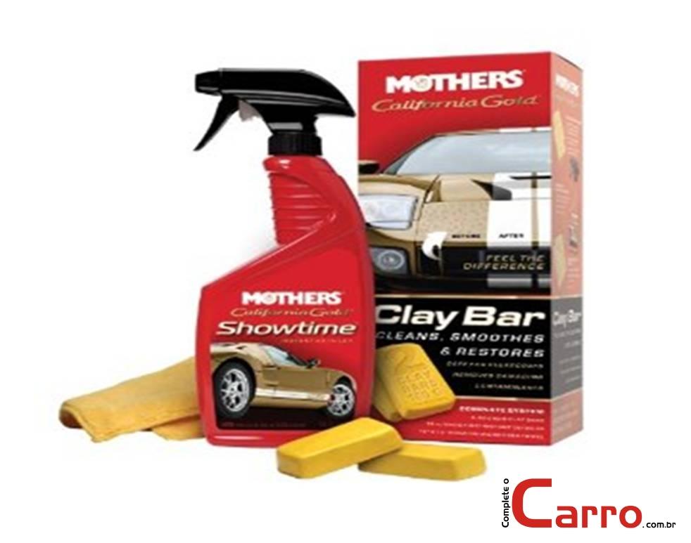Removedor de Contaminações e Restaurador - Clay Bar System C
