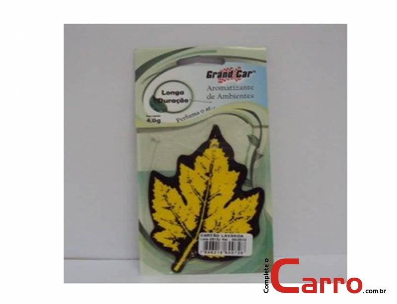 Aromatizante de Ambientes Cartão Grand Car - Lavanda - Amare