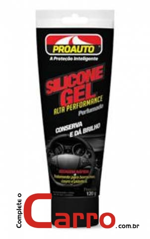 Silicone GEL Alta Performance - ProAuto