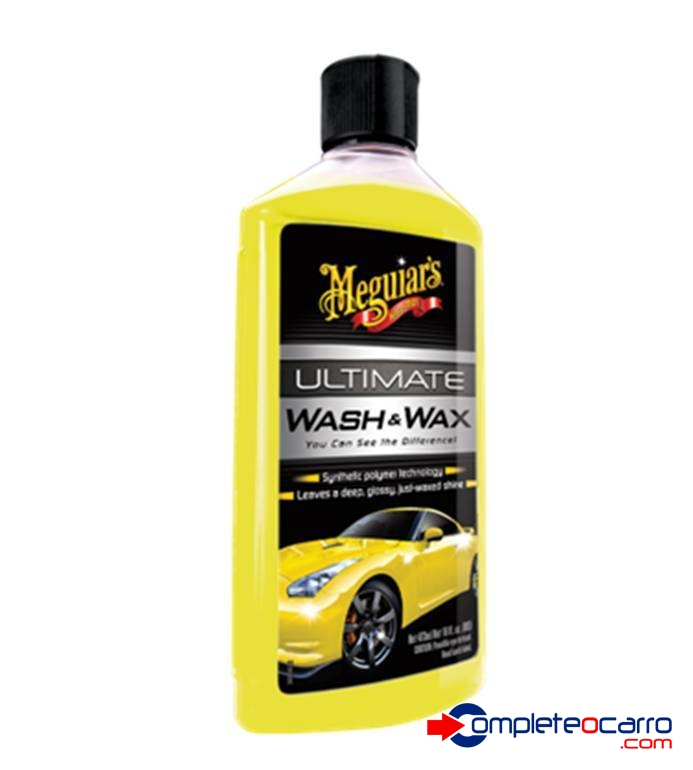 Shampoo - Detergente Automotivo Com Cera Ultimate Wash e Wax