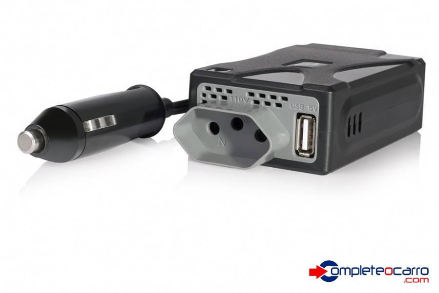 Inversor de Pot�ncia Veicular 12V Multilaser 150W AU900 - 11