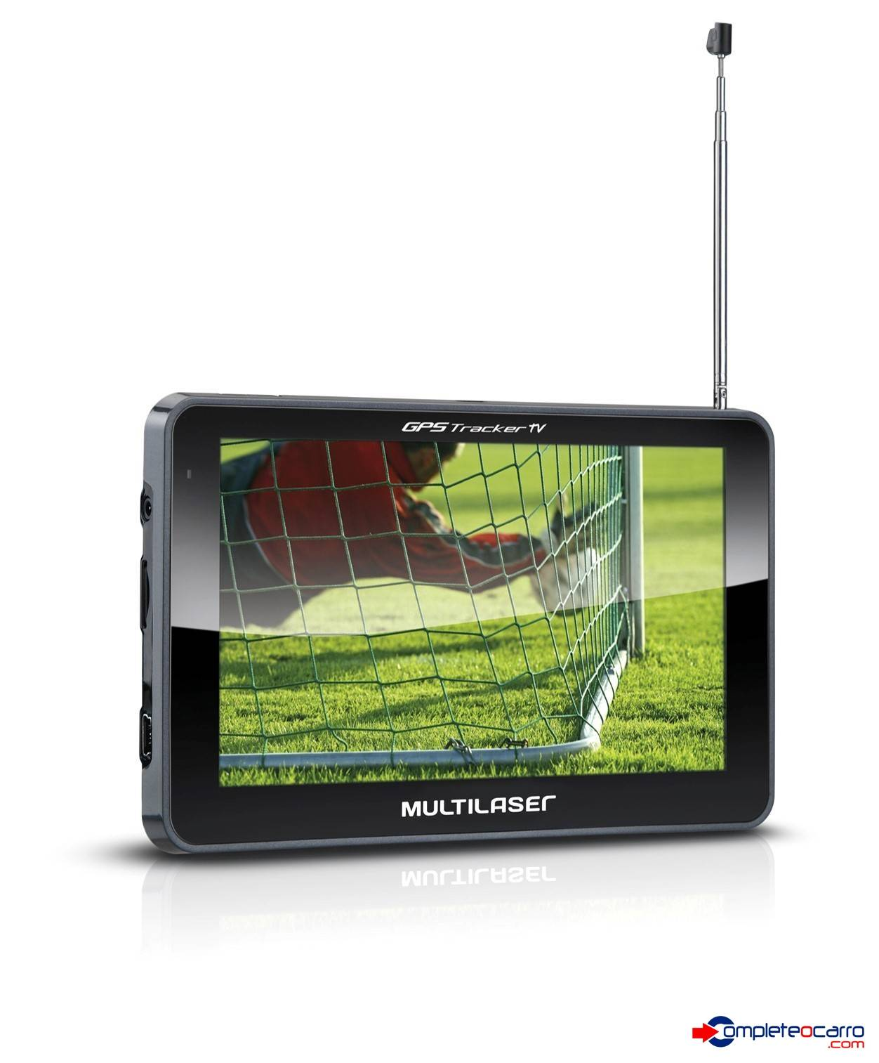 Navegador GPS Multilaser 5' C/ TV GP036 - Tracker III