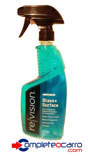 Limpa Vidros - Revision Glass + Surface Cleaner Mothers - 71
