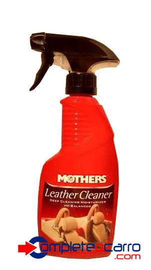 Limpador de couro - Leather Cleaner Mothers - 355ml