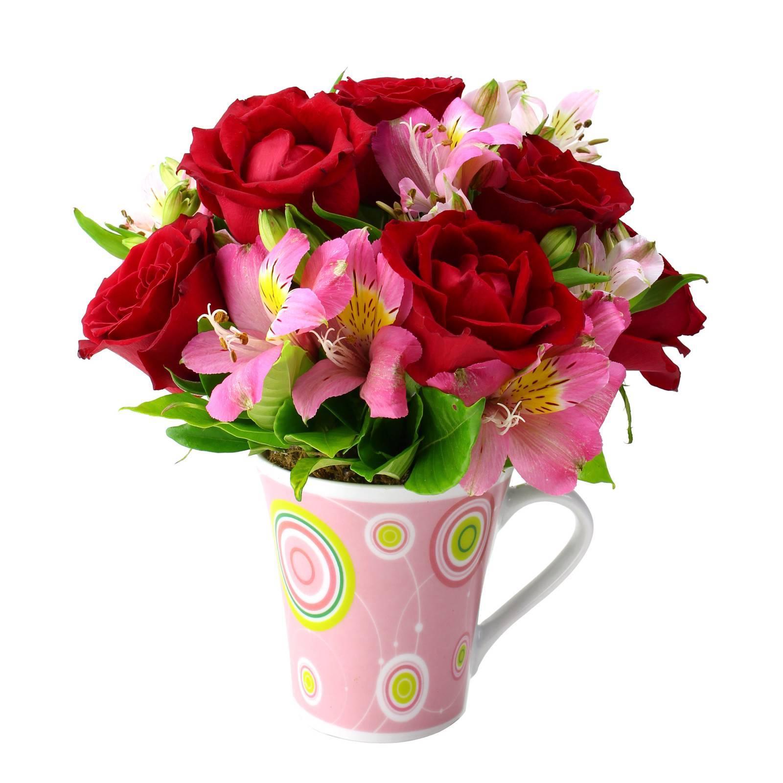 Chá das Rosas
