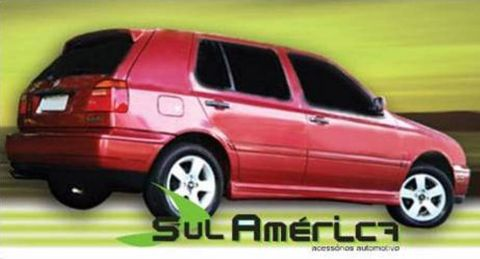 SPOILER LATERAL VW GOLF 94 95 96 97 98 2P MODELO ORIGINAL