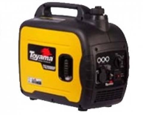 Gerador gasolina TOYAMA TG2000IP- 1,8kva 110v