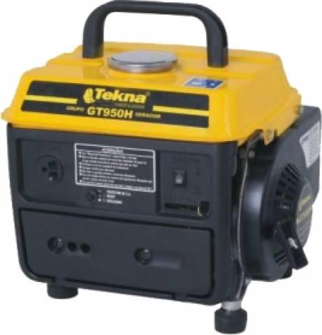 Gerador TEKNA GT950 950 watts 2 tempos  - 110v