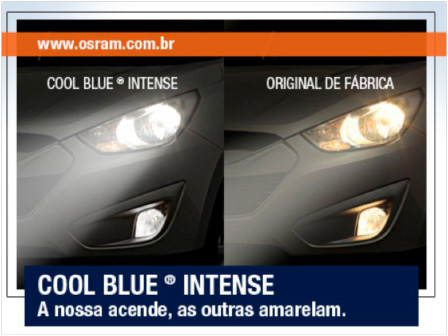 kit l mpadas osram cool blue intense h1 dub store. Black Bedroom Furniture Sets. Home Design Ideas