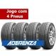 "Jogo de Pneus Aderenza Aro 20"" 225/35 R20 90W Perform"