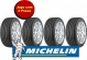 "Jogo de Pneus Michelin Aro 17"" 225/45 R17 94W PRIMACY 3"