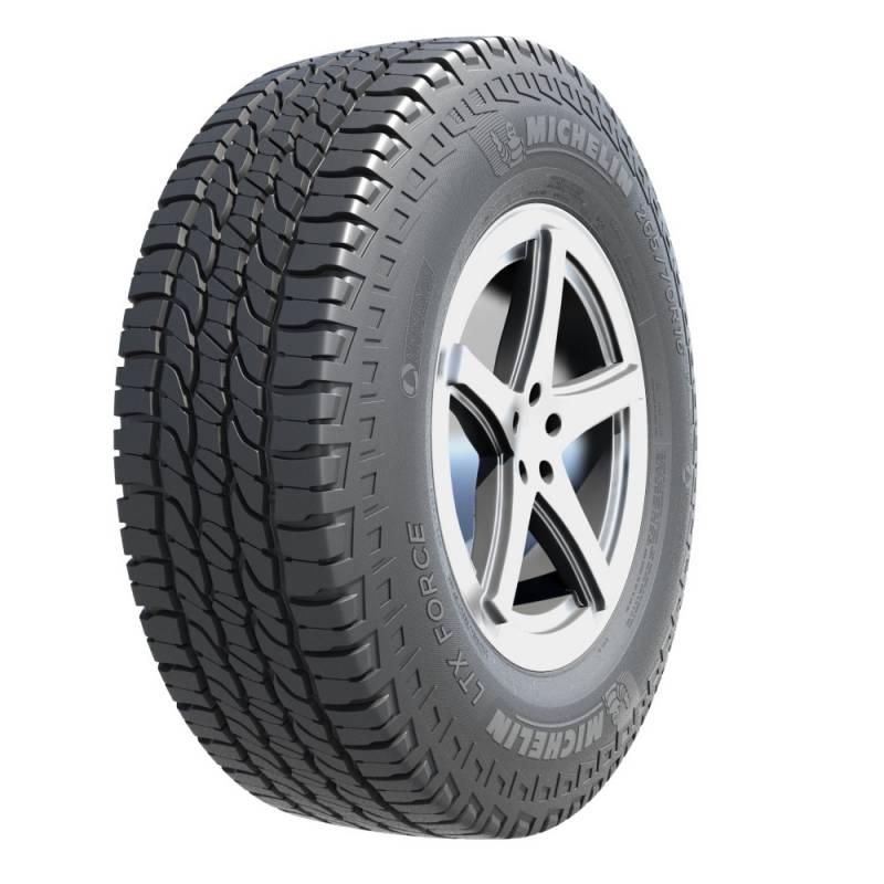 Pneu Michelin Aro 16' 245/70 R16 111T - LTX FORCE