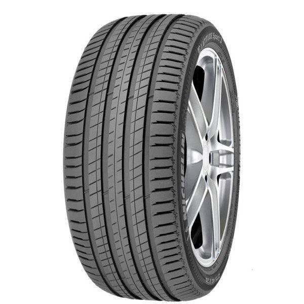 Pneu Michelin Aro 20' 265/50 R20 107V Latitude Sport 3