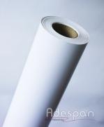 Vinil Branco Fosco Premium 0,08mm c/1,00m/lg | ADESPAN