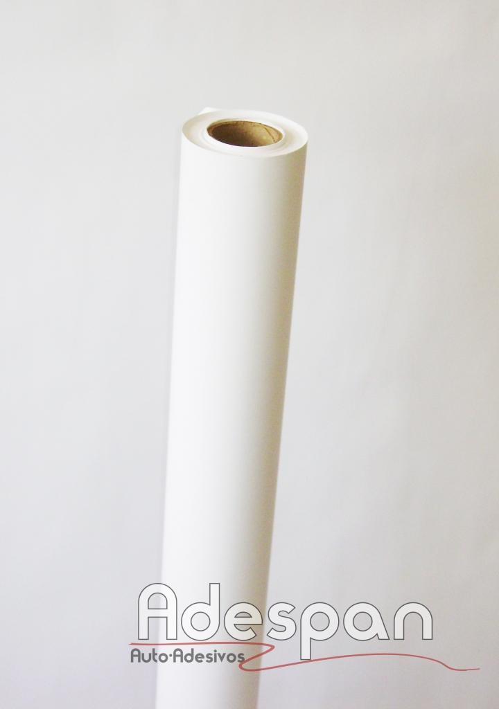 Vinil Branco Dupla Face c/1,00m/lg