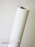 Midia Vinil Branco Brilhante 0,914x20m   ADESPAN