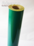 Vinil Refletivo Verde c/1,24m/lg | ADESPAN