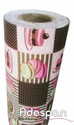 Tecido Autocolante Cupcake | ADESPAN
