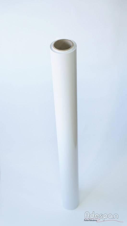 Vinil Decalc Branco 0,10MM C/1,22LG. L150G STARLINE