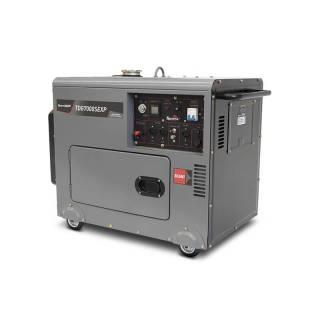 Gerador a Diesel Toyama TDG7000SEXP