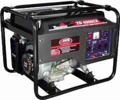 Gerador a Gasolina TG4000CX 3.0Kva Monofásico Partida Manual
