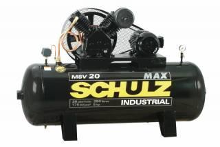 Compressor de Ar Schulz Max MSV 20/250