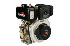 Motor Toyama Diesel TD70F 7HP Partida Manual