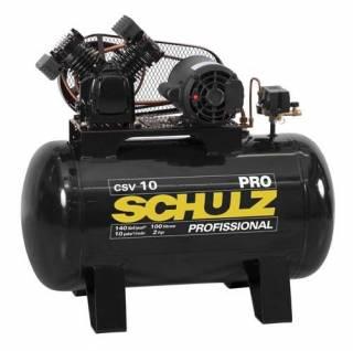 Compressor de Ar Schulz Pro CSV 10/100