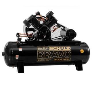 Compressor de Ar Schulz Bravo CSLV 60/350