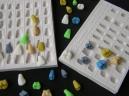 PROVY-EASY -106004- jogo com 4 matrizes de silicone, para confecção de provisórios