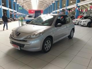 Peugeot 207 hatch xr 1.4 8v flex 2p