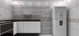 Cozinhas Aramadas- Kit CA260m- 2,60 metros | Aramados Monte Fácil