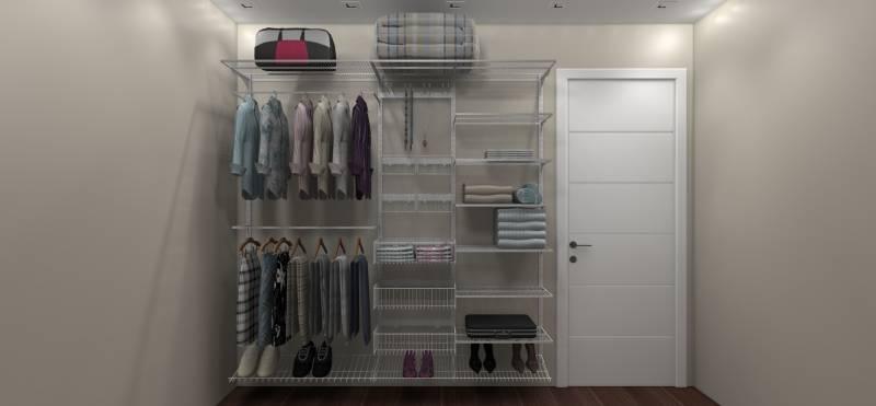 Closet Completo - Kit CL200 - 2,00 metros