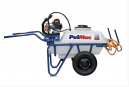 Pulverizador Pulmac 130S40R, 130lt, motor gasolina 7hp c/ redução, bomba S40