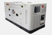 Gerador de energia Toyama à Diesel 27,5KVA TD25SGE3