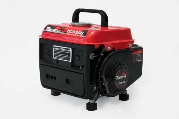 Gerador gasolina TOYAMA TG950TX 950watts 2 tempos  110v