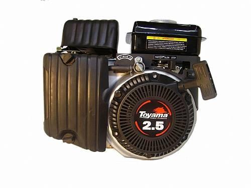 Motor TOYAMA 2,5HP 4T eixo 5/8' c/ sensor- TF25FXW