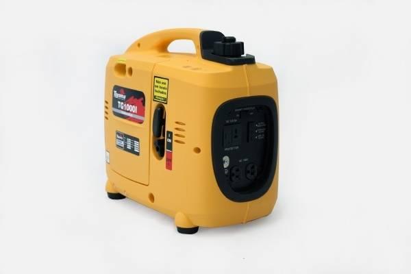 Gerador gasolina TOYAMA TG1000i- 1kva 110v