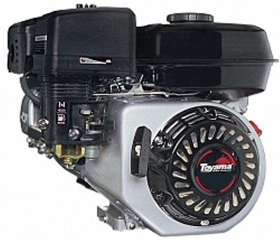 Motor TOYAMA 9HP 4T eixo 1' sensor de óleo TF90FX1