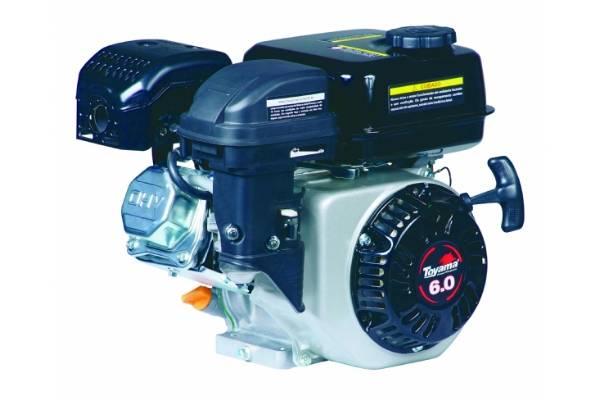 Motor TOYAMA 6,0HP 4T eixo 3/4' c/ sensor óleo TF60FX2