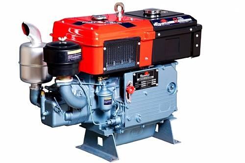 Motor diesel TDW18DR2 TOYAMA 16,5hp refrigerado água c/ radi