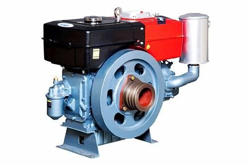 Motor diesel TDW22DE TOYAMA 24 hp c/ sifão e P. Elétrica