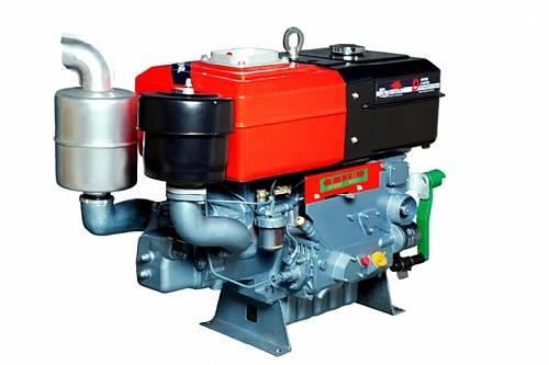 Motor diesel TDW30DE TOYAMA 30 hp com sifão e p. elétrica