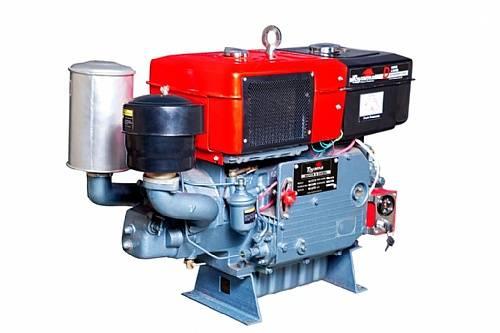 Motor à Diesel TDW30DRE Toyama 30Hp c/ Radiador P. Elétrica