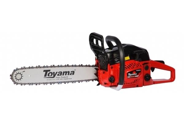 Motosserra Toyama TCS58X 54cc sabre 18' Motor 2 Tempos