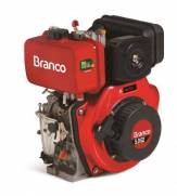 MotorBrancoDiesel BD 5.0 G2 3600 rpm EIXO H c/Part. Eletr.